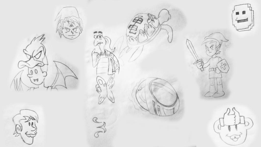 Sketchbook 028