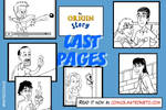 Last pages - An origin story