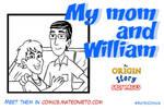 Mom and William