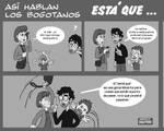 Asi hablan los Bogotanos - Esta Que