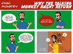 Why monkey who talks (youtuber) hasnt return yet?