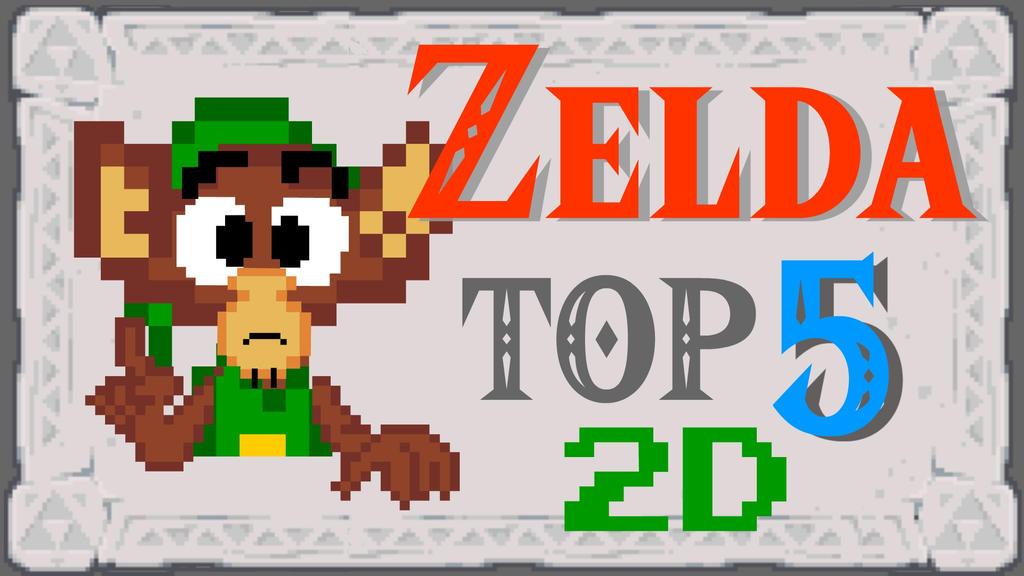 Zelda top 5 the monkey who talks video