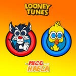 Looney Micos Silvester and tweety bird