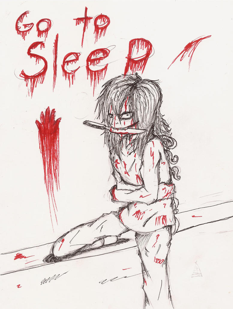 Jeff The Killer by 200shadowfan