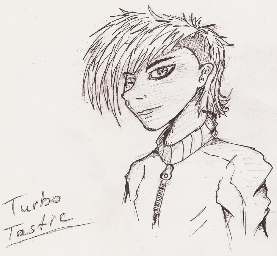 Turbo Humanized by 200shadowfan