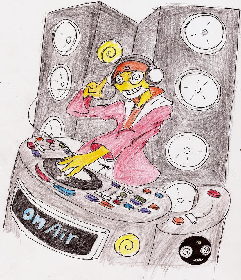Kululu (DJ) by 200shadowfan