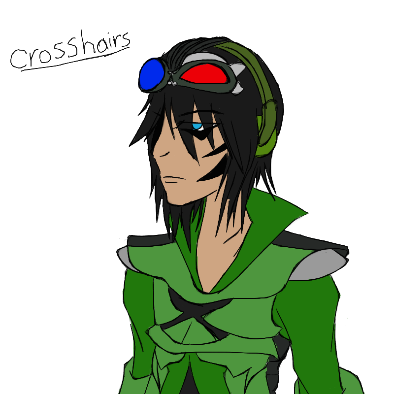 Crosshairs (Human) (Finish) by 200shadowfan