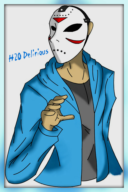 H2O Delirious by 200shadowfan on DeviantArt H2o Delirious Drawings