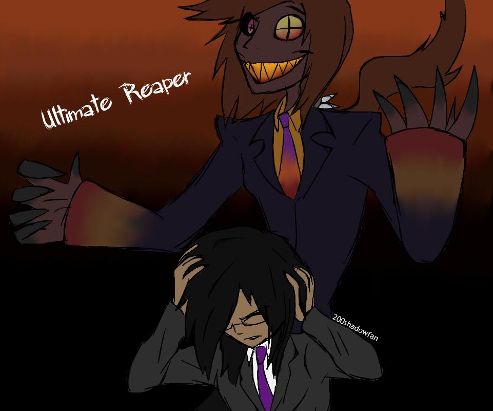 Ultimate Reaper by 200shadowfan