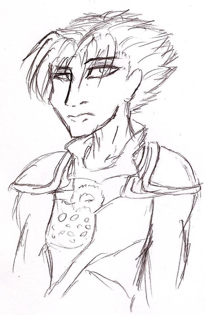 Ike Rime (Requested) by 200shadowfan
