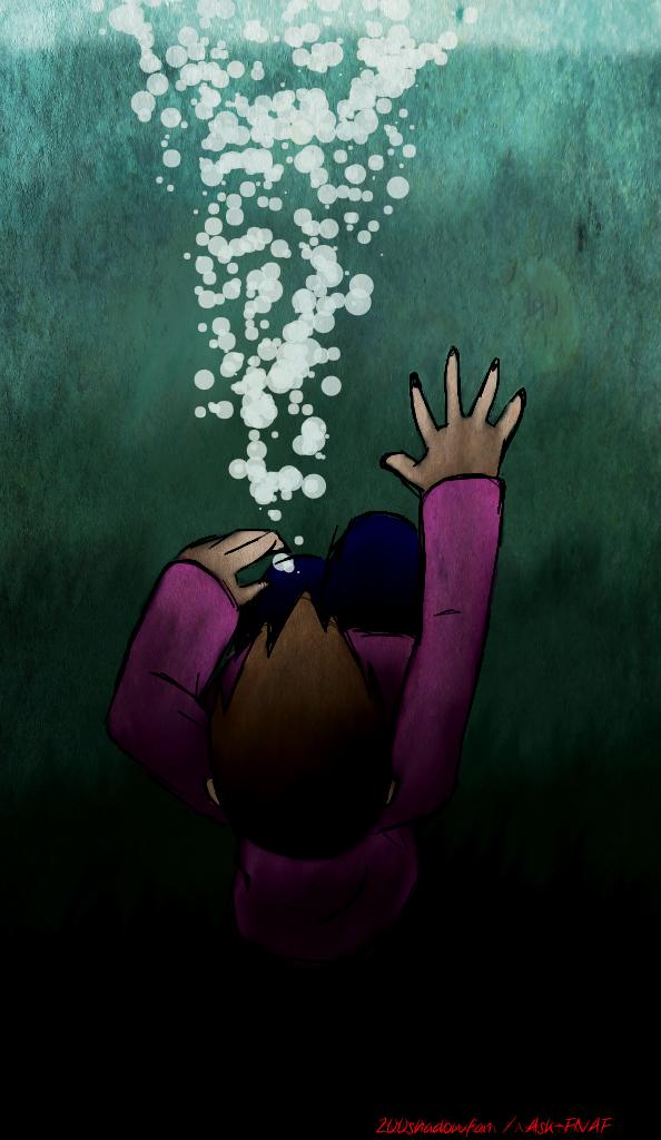 Drowning (Timmy Turner) by 200shadowfan