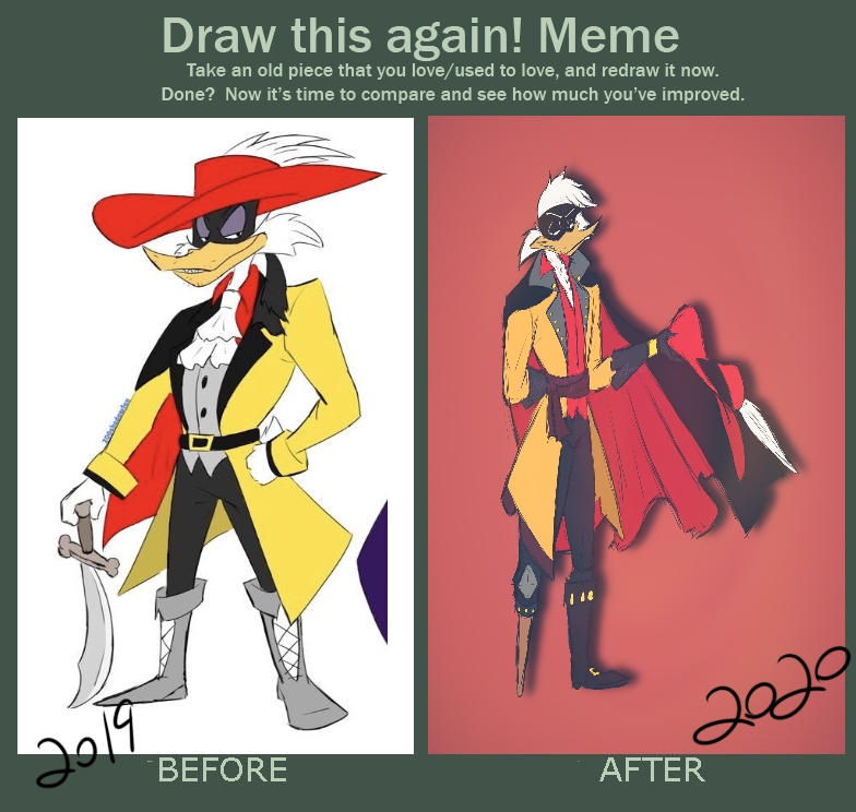 Negaduck (pirate) (2019-2020)