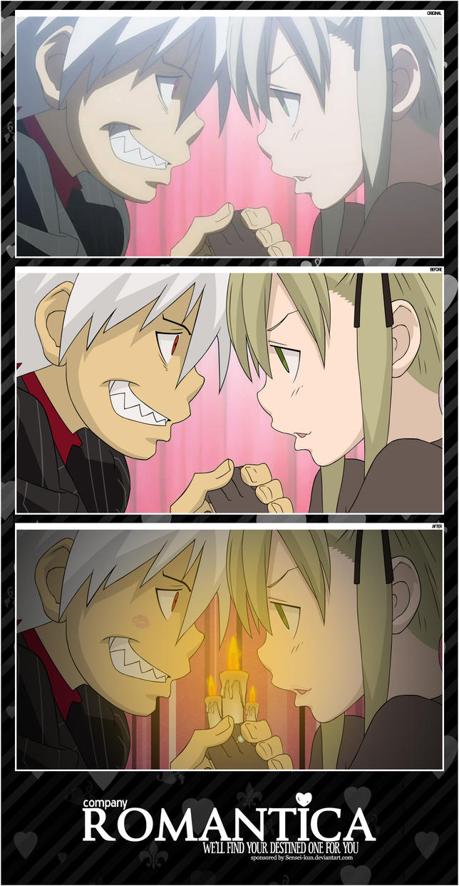are maka and soul dating