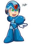 Power Up, Megaman X.
