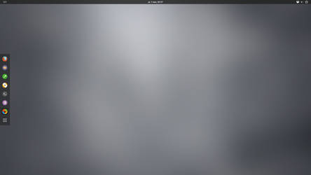 Arch Linux - GNOME 3.14