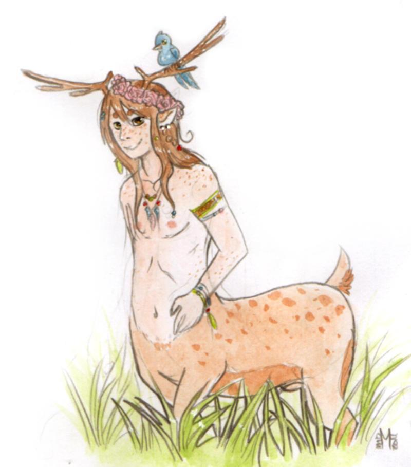 deer by Kler-z