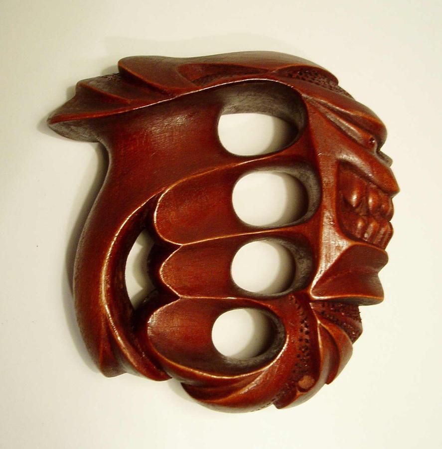 Wooden Knuckles Wood Knuckles Zerg Complite By Arcadi Serghee By Zanozashop On