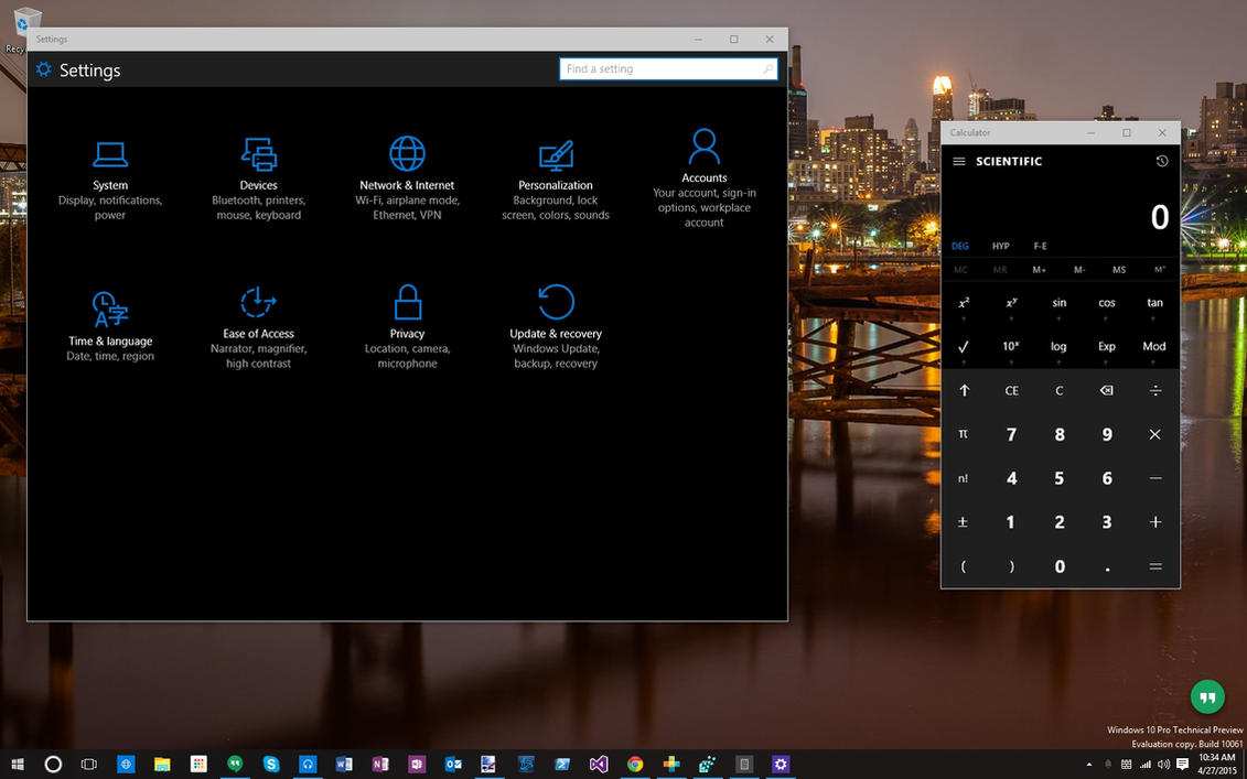 how to put windows 10 in to dark mode