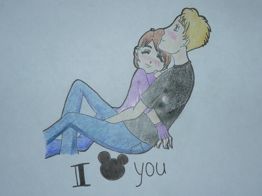 for my cute sweet boyfriend by m0nsterd0ll on deviantart