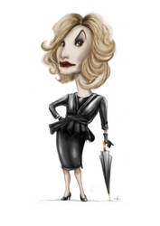 Fiona Goode by TeresaGuido