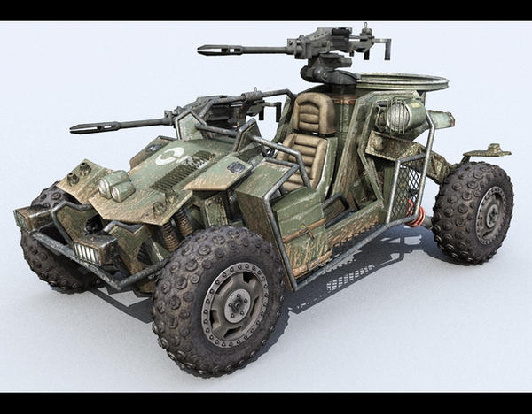 Killzone Buggy by Ten24