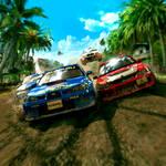 Sega Rally Print Ad
