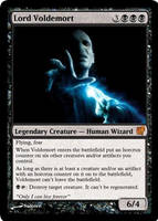 Voldemort [MTG fan card] by Noloter