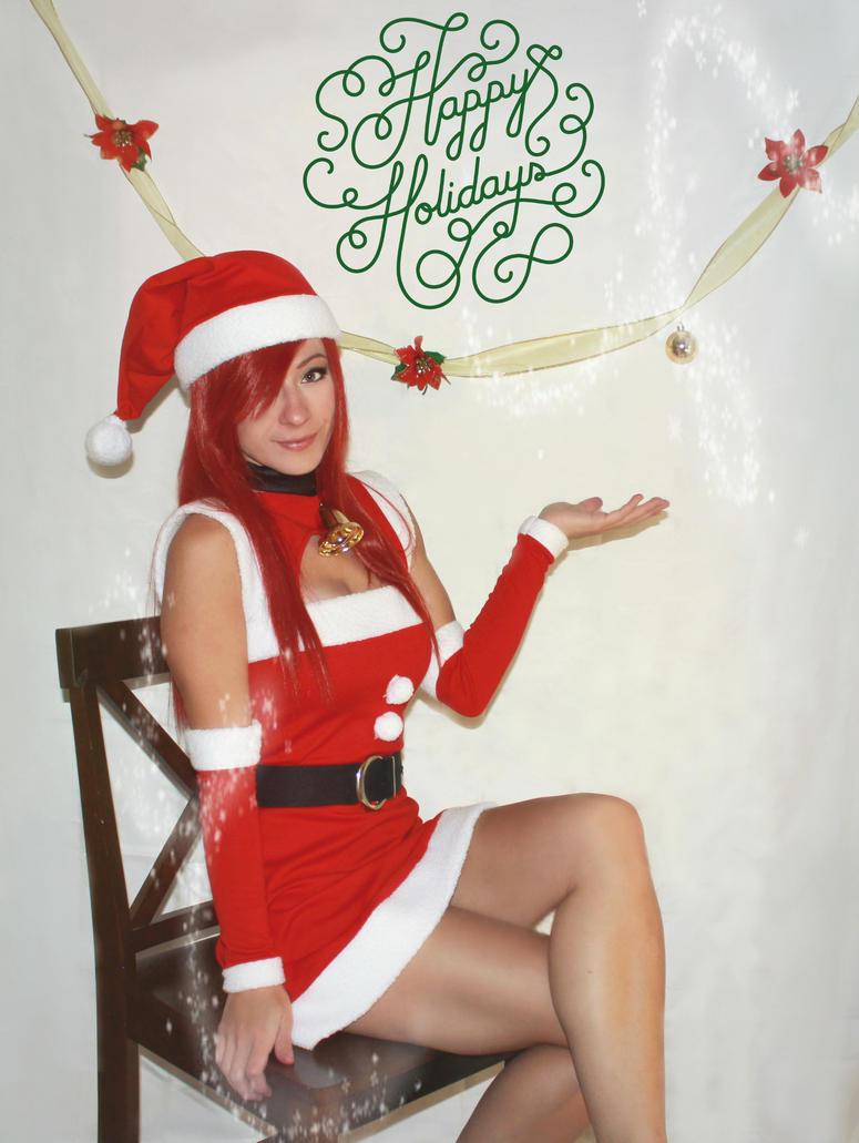 Happy Holidays! by aelynn000