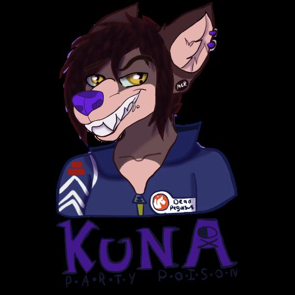 Killjoy Kuna Badge by Kunaheim