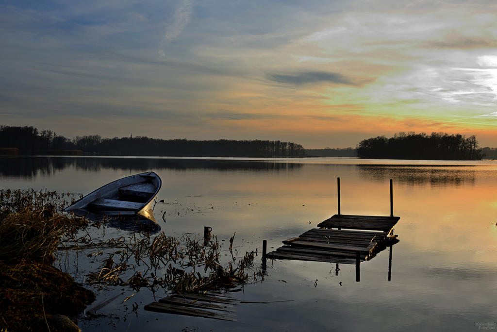 Sunset by dakliphoto