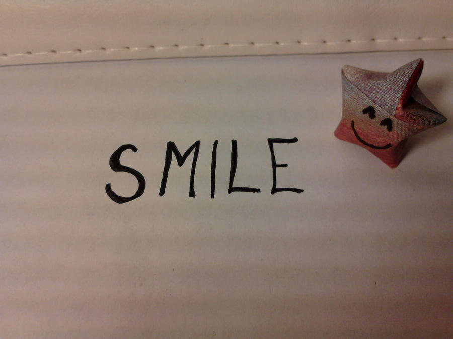 Smile by MellWerr