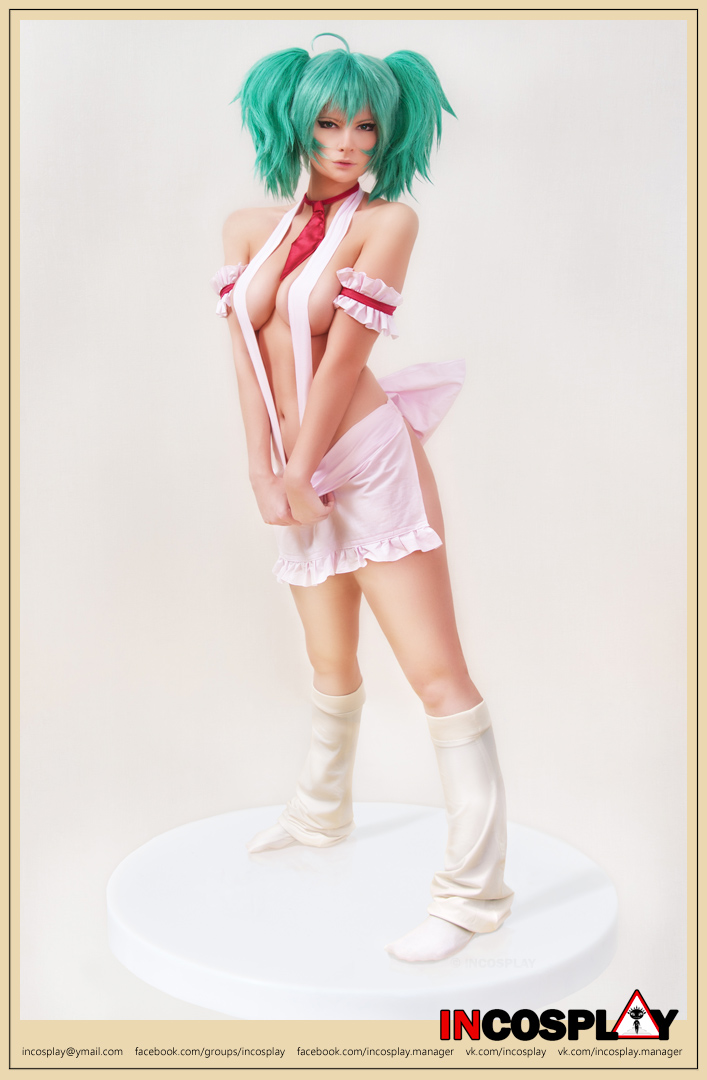 Ryofu Housen Apron Ver. 1/8 Scale Figure cosplay by Jannet-Sorekage