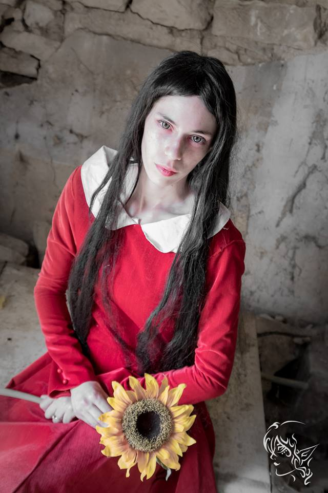 Laura Victoriano - The Evil Within by KuroiZetsubo