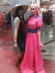 Adventure time - cosplay