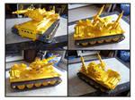 Lego Anti-Aircraft Tank 2
