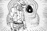 Jonah Hex in the Caverns 1 by Frohickey