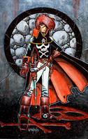 Captain Harlock is Cool