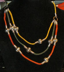 Necklace - Autumn Collection