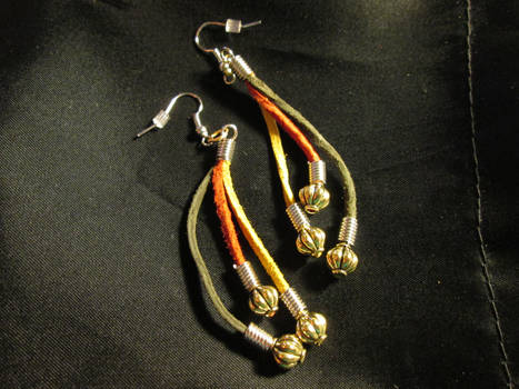 Earrings - Autumn Collection