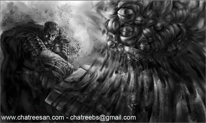 More Berserk by chatree