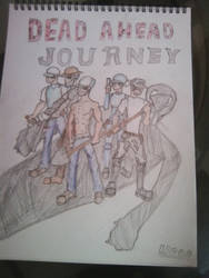 Dead Ahead: journey ( front cover)
