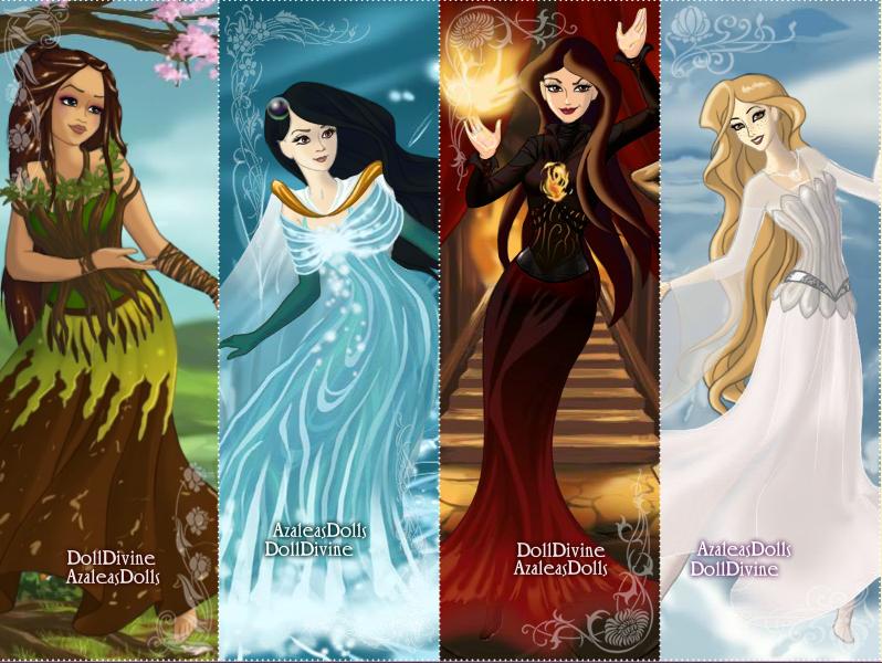 elements girls