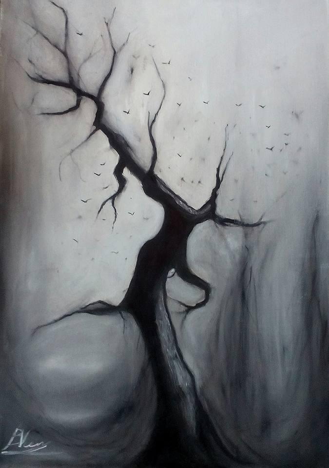 Old Tree by valentinovart242