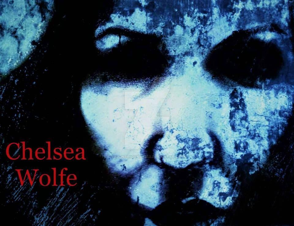 Chelsea wolfe by valentinovart242