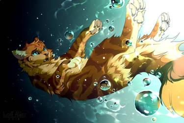 Icy abyss... by Alder-Leaf
