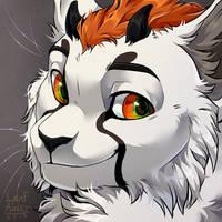 YCH Cat by Alder-Leaf