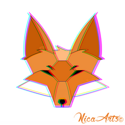 Kenshi Nasigawa Logo by Nica-Arts