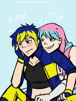 RILEY - Hey Girl