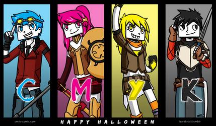 CMYK - Halloween 2014