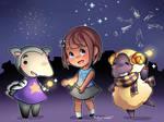 An Animal Crossing Summer